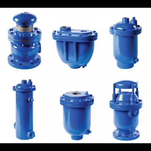 ClaVal air valves506