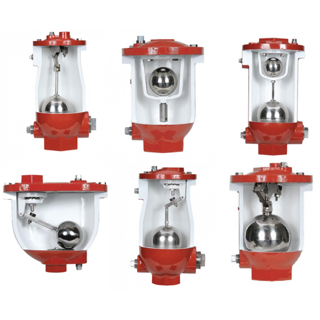 Pratt Air Valves