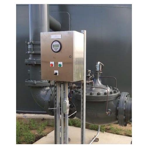 cla-controls tank guard control panel
