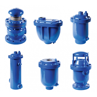 Cla-Val Air Valves